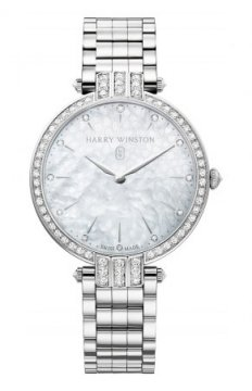 Harry Winston Premier Ladies Quartz 36mm Ladies watch, model number - prnqhm36ww002, discount price of £29,880.00 from The Watch Source