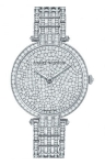 Harry Winston Premier Ladies Quartz 36mm prnqhm36ww004 watch