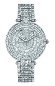 Harry Winston Premier Ladies Quartz 36mm Ladies watch, model number - prnqhm36ww007, discount price of £421,200.00 from The Watch Source