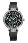 Harry Winston Premier Feathers Ladies Quartz 36mm prnqhm36ww011 watch