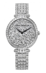 Harry Winston Premier Ladies Quartz 36mm prnqhm36ww014 GLACIER watch