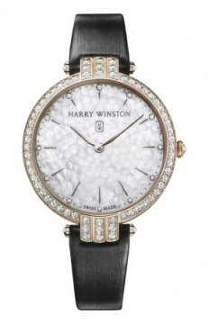 Harry Winston Premier Ladies Quartz 39mm Ladies watch, model number - prnqhm39rr001, discount price of £21,600.00 from The Watch Source