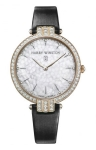 Harry Winston Premier Ladies Quartz 39mm prnqhm39rr001 watch