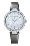 Harry Winston Premier Ladies Quartz 39mm prnqhm39ww001 watch