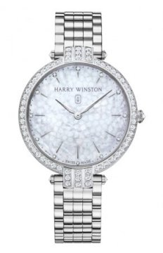 Harry Winston Premier Ladies Quartz 39mm Ladies watch, model number - prnqhm39ww002, discount price of £32,400.00 from The Watch Source