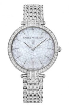 Harry Winston Premier Ladies Quartz 39mm Ladies watch, model number - prnqhm39ww003, discount price of £67,500.00 from The Watch Source