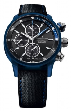 Maurice Lacroix Pontos S Extreme Mens watch, model number - pt6028-alb11-331, discount price of £3,295.00 from The Watch Source