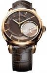 Maurice Lacroix Pontos Decentrique GMT pt6118-pg101-731 watch