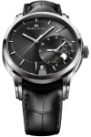 Maurice Lacroix Pontos Decentrique GMT pt6118-ss001-331 watch