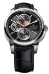 Maurice Lacroix Pontos Automatic Chronograph pt6188-ss001-332 watch