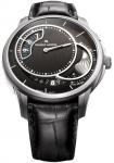 Maurice Lacroix Pontos Decentrique Phase de Lune pt6218-tt031-330 watch