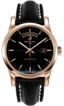 Breitling Transocean Day Date r4531012/bb70-1lt watch