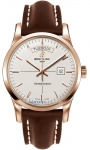 Breitling Transocean Day Date r4531012/g752-2ld watch