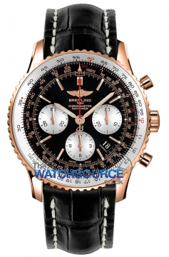 Breitling Navitimer 01 rb012012/ba49/744p watch