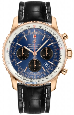 Breitling Navitimer 1 B01 Chronograph 43 rb0121211c1p1 watch