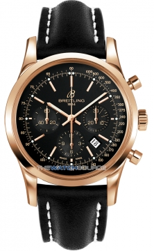 Breitling Transocean Chronograph 43mm Mens watch, model number - rb015212/bb16-1ld, discount price of £14,060.00 from The Watch Source