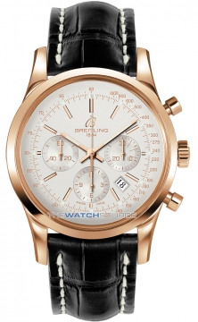 Breitling Transocean Chronograph 43mm Mens watch, model number - rb015212/g738-1cd, discount price of £14,330.00 from The Watch Source