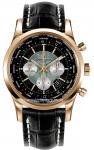 Breitling Transocean Chronograph Unitime rb0510u4/bb63-1ct watch
