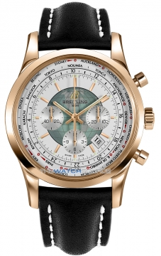 Breitling Transocean Chronograph Unitime Mens watch, model number - rb0510uo/a733-1lt, discount price of £18,780.00 from The Watch Source