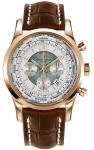 Breitling Transocean Chronograph Unitime rb0510uo/a733-2ct watch
