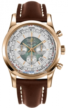 Breitling Transocean Chronograph Unitime Mens watch, model number - rb0510uo/a733-2lt, discount price of £18,780.00 from The Watch Source