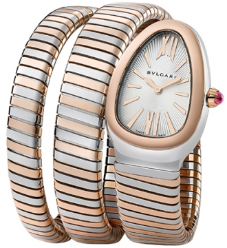 Bulgari Serpenti Tubogas 35mm Ladies watch, model number - sp35c6spg.2t, discount price of £8,318.00 from The Watch Source