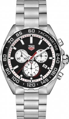 Buy this new Tag Heuer Formula 1 Chronograph caz101e.ba0842 mens watch for the discount price of £1,100.00. UK Retailer.