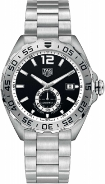 Buy this new Tag Heuer Formula 1 Automatic 43mm waz2012.ba0842 mens watch for the discount price of £1,350.00. UK Retailer.