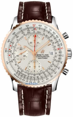 Buy this new Breitling Navitimer 1 Chronograph 41 u13324211g1p1 mens watch for the discount price of £5,104.00. UK Retailer.