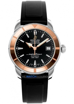 Breitling Superocean Heritage 42 Mens watch, model number - u1732112/ba61-1pro2d, discount price of £3,210.00 from The Watch Source