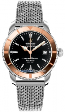 Breitling Superocean Heritage 42 Mens watch, model number - u1732112/ba61-ss, discount price of £3,270.00 from The Watch Source