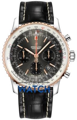 Breitling Navitimer 1 B01 Chronograph 43 ub0121211f1p1 watch
