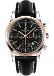 Breitling Transocean Chronograph 43mm ub015212/bc74-1ld watch