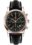 Breitling Transocean Chronograph 43mm ub015212/bc74-1lt watch