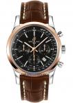 Breitling Transocean Chronograph 43mm ub015212/bc74-2cd watch