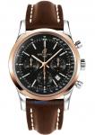 Breitling Transocean Chronograph 43mm ub015212/bc74-2ld watch