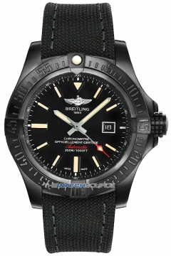 Breitling Avenger Blackbird 48 v1731010/bd12-1ft watch