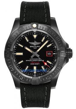 Breitling Avenger Blackbird 44 v1731110/bd74/109w.m watch