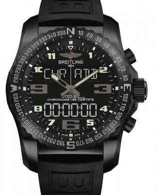 Breitling Cockpit B50 vb5010221b1s1 watch
