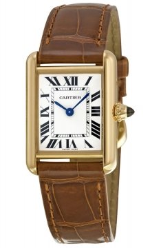Buy this new Cartier Tank Louise Small w1529856 ladies watch for the discount price of £6,750.00. UK Retailer.