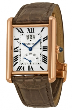 Cartier Tank Louis Cartier Mens watch, model number - w1560003, discount price of £15,224.00 from The Watch Source