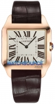 Cartier Santos Dumont w2006951 watch