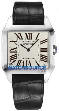 Cartier Santos Dumont Mens watch, model number - w2007051, discount price of £11,475.00 from The Watch Source