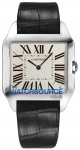 Cartier Santos Dumont w2007051 watch
