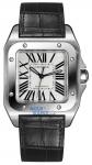 Cartier Santos 100 Medium w20106x8 watch