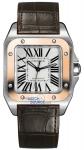 Cartier Santos 100 Medium w20107x7 watch