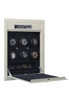 Orbita Winders & Cases Sparta 6 Wallsafe  watch, model number - w21700, discount price of £4,160.00 from The Watch Source