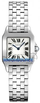 Cartier Santos Demoiselle - Small Ladies watch, model number - w25064z5, discount price of £2,720.00 from The Watch Source