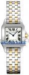 Cartier Santos Demoiselle - Small w25066z6 watch