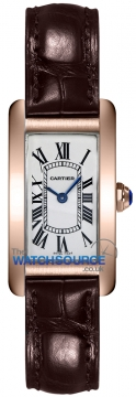 Buy this new Cartier Tank Americaine Small w2607456 ladies watch for the discount price of £7,875.00. UK Retailer.